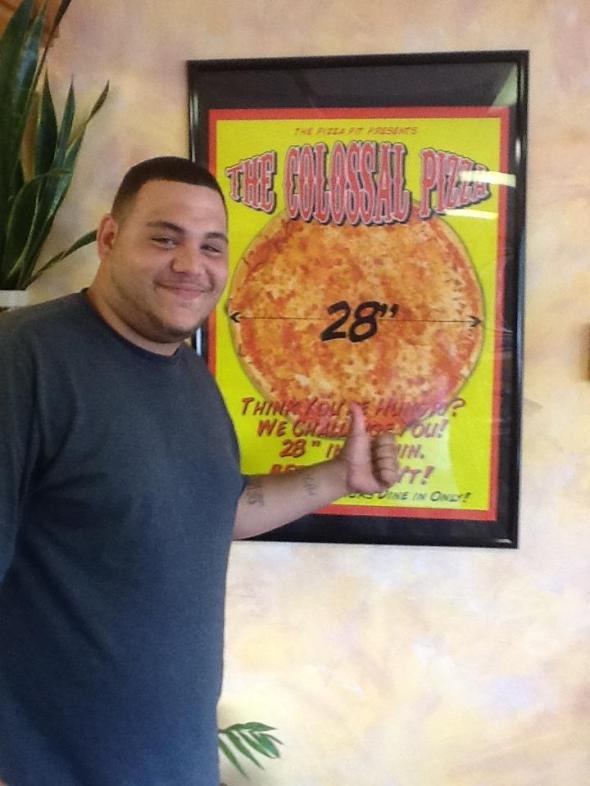 Pizza Challenge Sept 2012