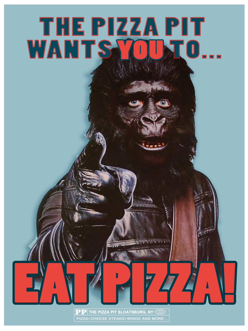 PP-Apes Eat Pizza for print